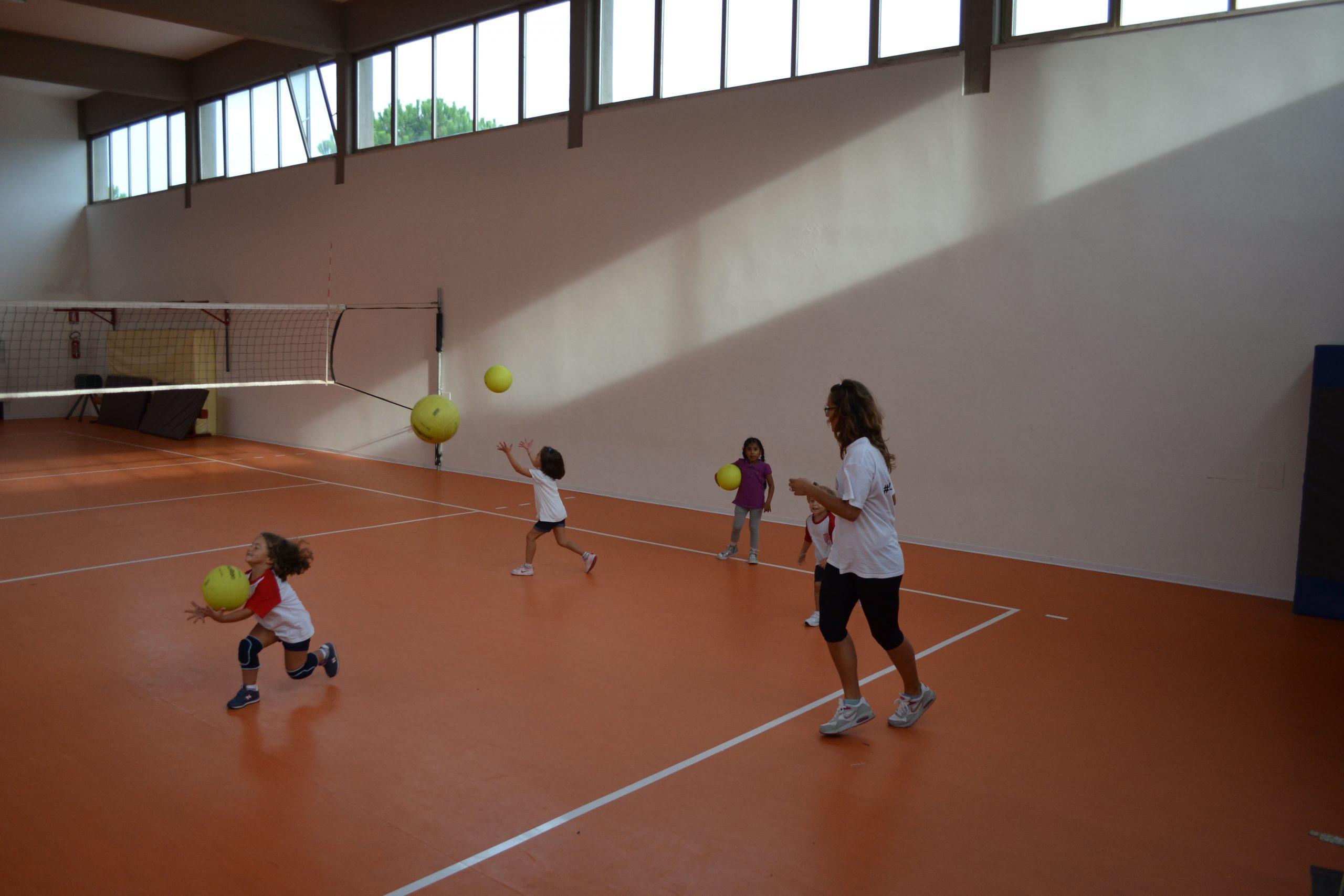 Volley e karate, al via i corsi.
