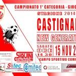 11 gior. CASTIGNANO-NEW GENERATION