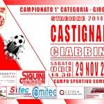 13 gior. CASTIGNANO-CIABBINO