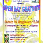 Open Day Campo Estivo