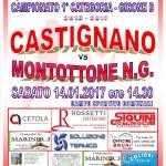 16 - CASTIGNANO - MONTOTTONE N.G.
