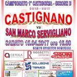 REC. 15 - CASTIGNANO - SAN MARCO SERVIGLIANO