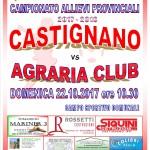 CASTIGNANO - AGRARIA