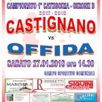 17 - CASTIGNANO - OFFIDA