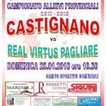 CASTIGNANO - R. V. PAGLIARE