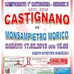 20 - CASTIGNANO - MONSAMPIETRO