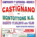 22 - CASTIGNANO - MONTOTTONE NG