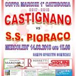 COPPA MARCHE CASTIGNANO - PIORACO