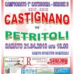 26 - CASTIGNANO - PETRITOLI