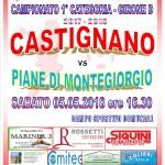 28 - CASTIGNANO - PIANE DI MONTEGIORGIO