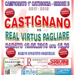 30 - CASTIGNANO - REAL VIRTUS PAGLIARE