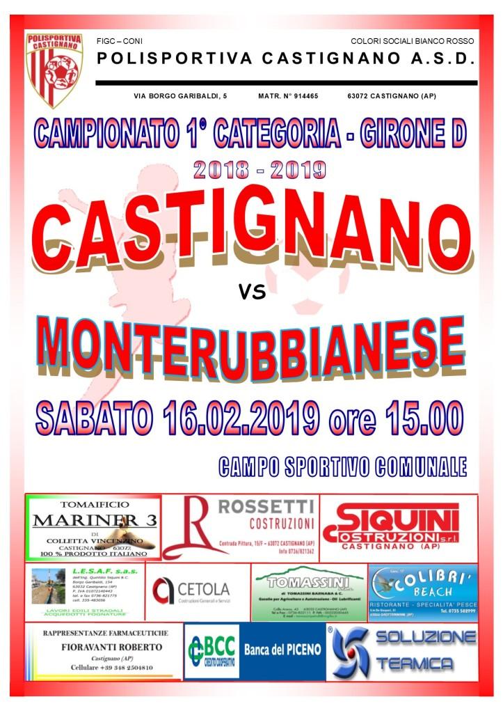 21 - CASTIGNANO - MONTERUBBIANESE.pub
