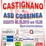 4° CASTIGNANO - COSSINEA