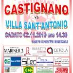 8° CASTIGNANO - VILLA SANT'ANTONIO