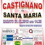 15° CASTIGNANO - SANTA MARIA