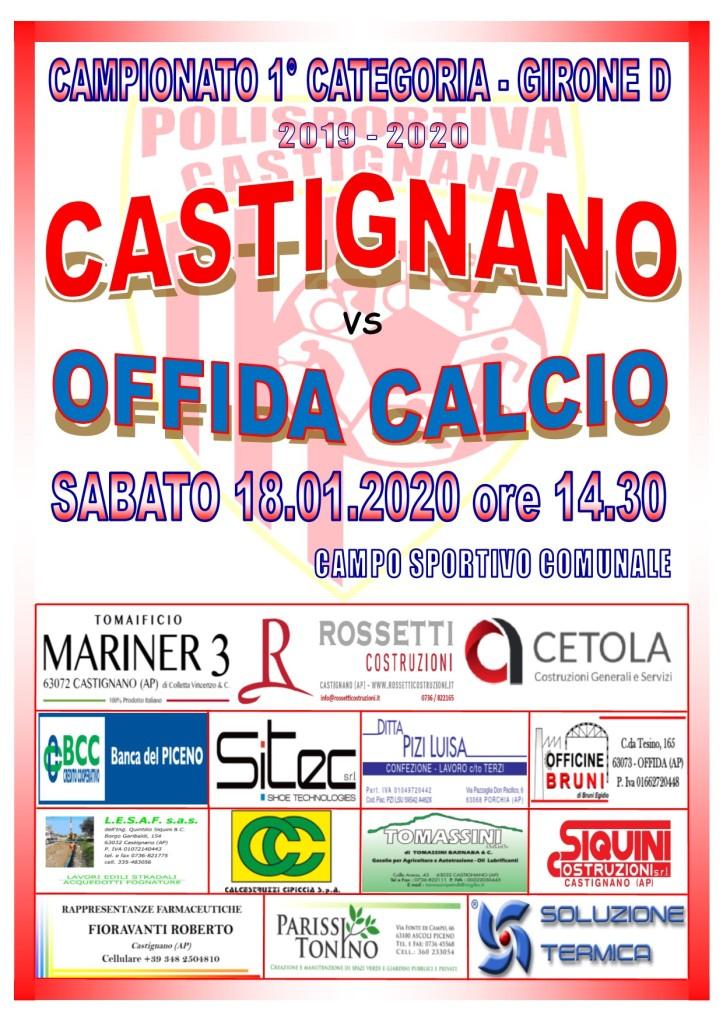 18° CASTIGNANO - OFFIDA
